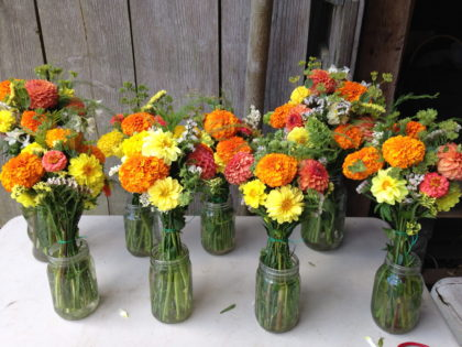 Whidbey Wedding Bouquets