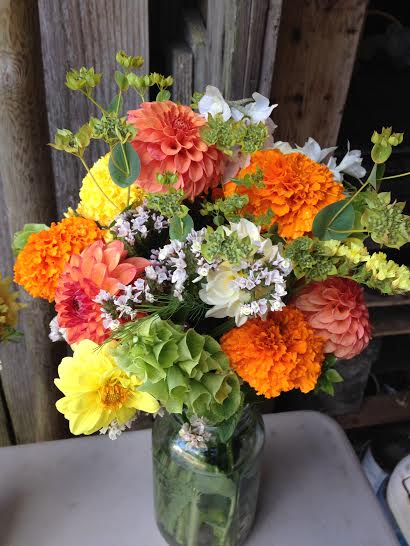 Whidbey Bridal Bouquet